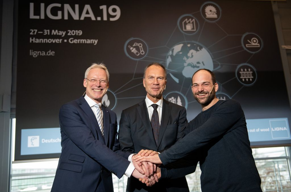 Ligna 2019 Future Showcase For The Woodworking And Timber